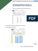 Graficar en Excel