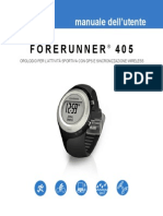 Garmin Forerunner405