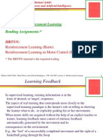 21. Reinforcement Learning (2001).ppt