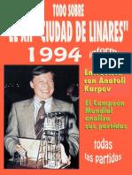 Linares 1994 - Karpov