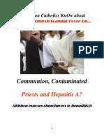 Do RCs KnOw Church Serves Hepatitis-A w/Communion?