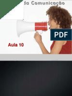 Teoria da Comunicação_Aula10