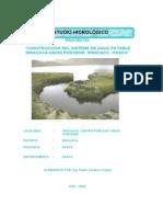 Estudio Hidrologico Ninacaca 25nov2010