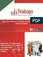 Ministerio de Trabajo Salud Ocupacional