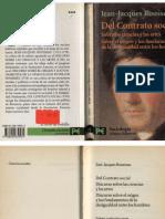 Rousseau - Del contrato social.pdf