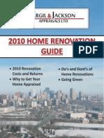 2010 EJ Renovation Guide