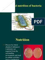Growth and nutrition of bacteria.ppt