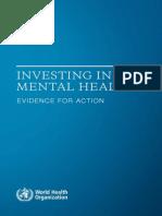 Investigar en Salud Mental