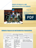 Instrumento Financiero Final