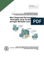 16. Mendiagnosis Permasalahan Perangkat yang Tersambung Jaringan Berbasis Luas (WAN)