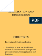 lec 9-STERILISATION & DISINFECTION ppt | Sterilization