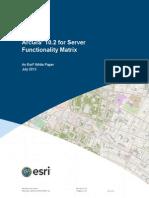 arcgis-sarcgis-server-functionality-matrixerver-functionality-matrix.pdf