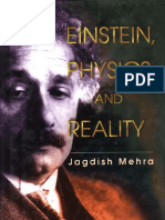 Einstein Physics and Reality