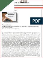 [ITA] - IL GIORNALE DELLA MUSICA 2010 - CD Trascendentia 5 CD Set
