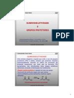 Cap+¡tulo 6 Quimiosseletividade e G Protetores