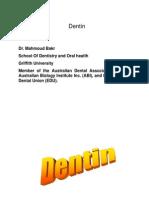 3- Dentin (Practical)