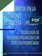 micronec PETROLEOS