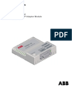 Manual de Usuario ABB FPBA 01 Profibus Adapter Manual