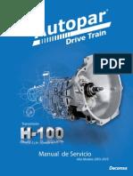 Trasmision H-100 Dodge