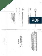 FLEIG, M. (org.) Psicanálise e Sintoma Social São Leopoldo UNISINOS. 1993. Pgs. 183 – 196. (Sociedade e Individuo de Contardo Calligaris )