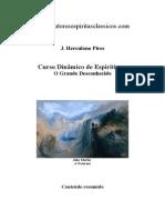 10 -  Herculano Pires - Curso Dinâmico de Espiritismo