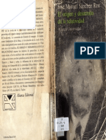 Sánchez Ron - El origen y desarrollo de la relatividad- Alianza Universidad 1983 (234p)