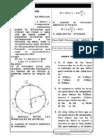 Relojes Practica Beca18