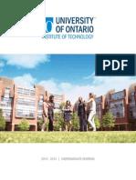 UOIT undergraduate programs