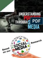 understandingpovertythroughsocialmedia-131025070042-