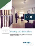 Brochure Xitanium en Fortimo LED Drivers