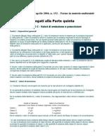 ITALCEMENTI METODI DI CAMPIONAMENTI ANALISI E VALUTAZIONE DELLE EMISSIONI Allegati_Parte_V.pdf