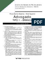 Advogado - Tipo 01 (INEA)