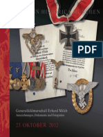 Hermann Historica München - 65. Auktion - Generalfeldmarschall Erhard Milch