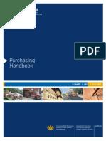 PA Purchasing Manual
