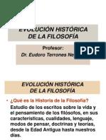 Evolucion Historica de La Filosofia