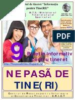 """01_I- Revista """"Noua ne pasa de tine(ri)"""", an I, nr. 1, 2013"""