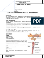 canalizacion intravenosa