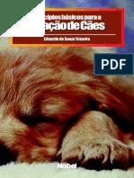 Animais de Estimação - Princípios Básicos para a Criação de Cães