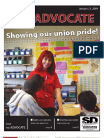 SDEA Advocate January 2009