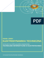 Paweł Zimny - Elektrodynamika techniczna