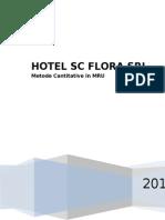 Hotel Flora SPSS.doc