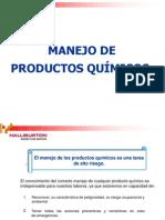 Msds de Productos Quimicos