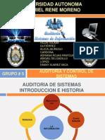 Exp Aud SistemAs Grupo 5