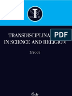 Transdisciplinarity in Science and Religion, No 3, 2008
