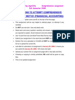 Financial Accounting - MGT101 Fall 2008 Assignment 01.pdf