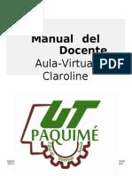 Manual Claro Line