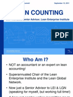 Lean Counting Keynote Jim Womack Lean Accounting Summit September 14 2011 1316558861 Phpapp01 110920175234 Phpapp01