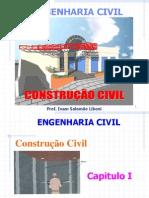 1. Cap. I - Execução de Revestimento Interno de Paredes e Tetos.