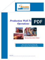 Production Well Testing Operations - Basic-R