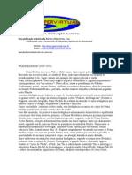 apócrifo - biografia curta de franz bardon